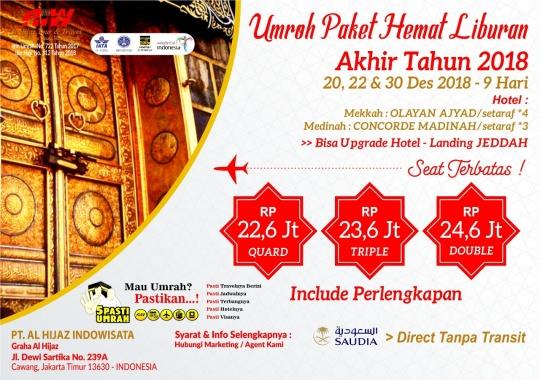 Permalink to Paket Umrah Promo