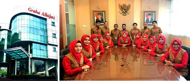 Karyawan Alhijaz Indowisata